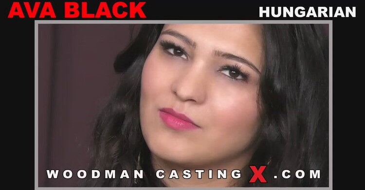 WoodmanCastingX: Ava Black - Casting X 204 * Updated * [SD 540p] (Casting)