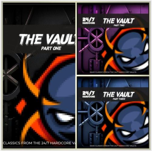 24 /7 Hardcore: The Vault (Part 1-3) (2021)