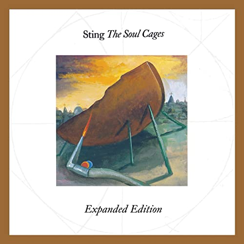 Sting — The Soul Cages (Expanded Edition) (2021)