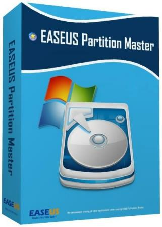 EaseUS Partition Master 15.8 Professional / Unlimited / Server / Technician + Rus + WinPE
