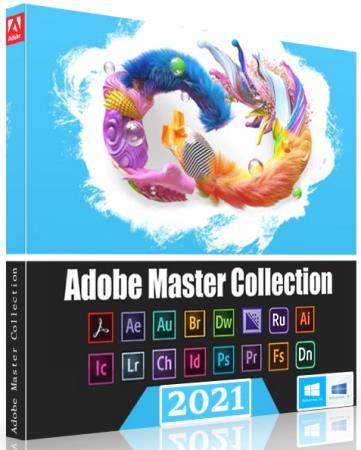 Adobe Master Collection 2021 2.0 by m0nkrus