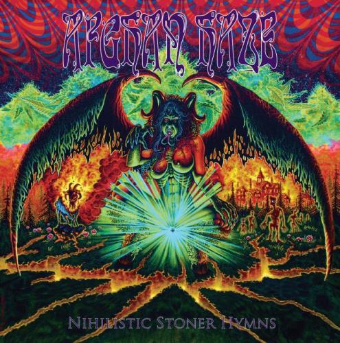 Afghan Haze — Nihilistic Stoner Hymns (2020)