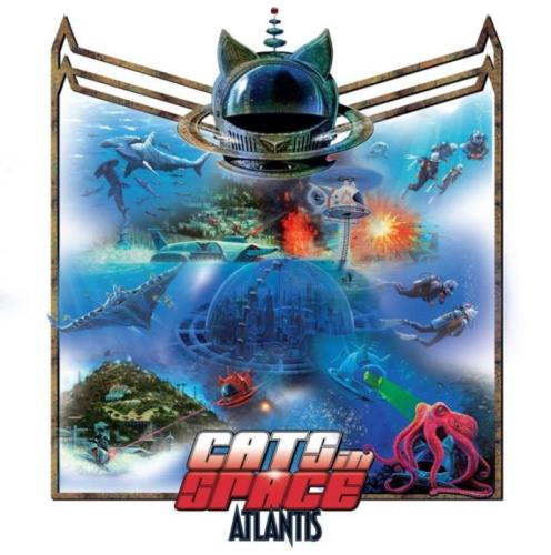 Cats in Space — Atlantis (2021)