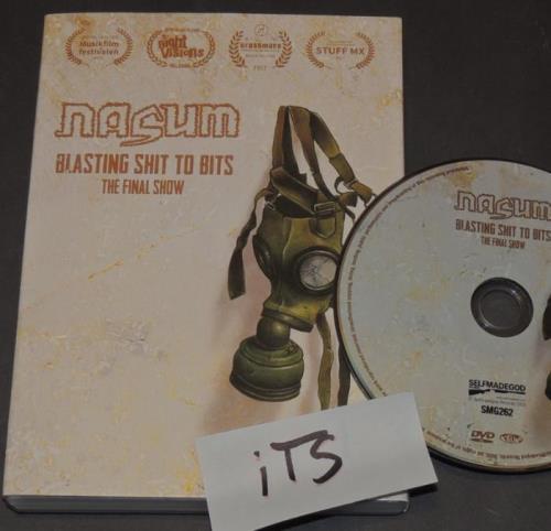 Nasum: Blasting Shit To Bits — The Final Show (2021)