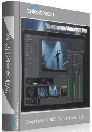 Telestream Wirecast Pro 14.1.1