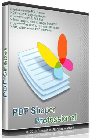 PDF Shaper Professional / Premium 10.7 Final