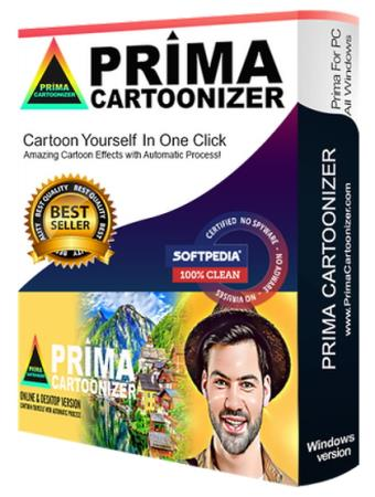 Prima Cartoonizer 3.1.4