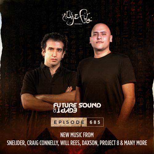 Aly & Fila — Future Sound Of Egypt 685 (2021-01-20)
