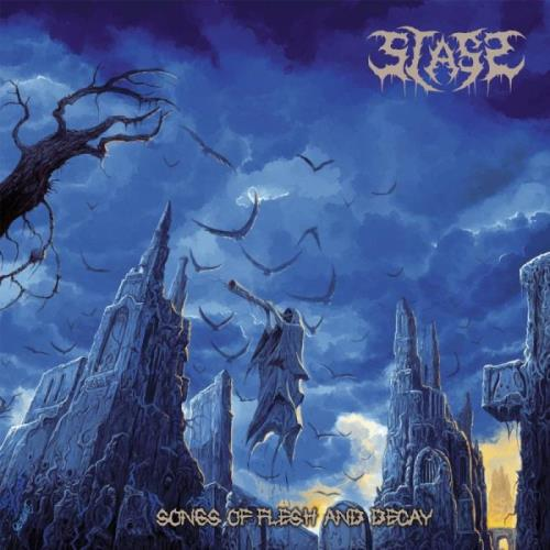 Stass — Songs of Flesh & Decay (2021)