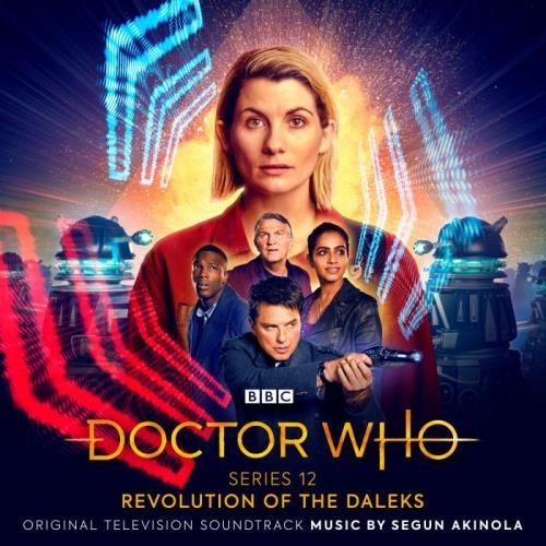 Segun Akinola — Doctor Who Series 12 — Revolution Of The Daleks (2021)