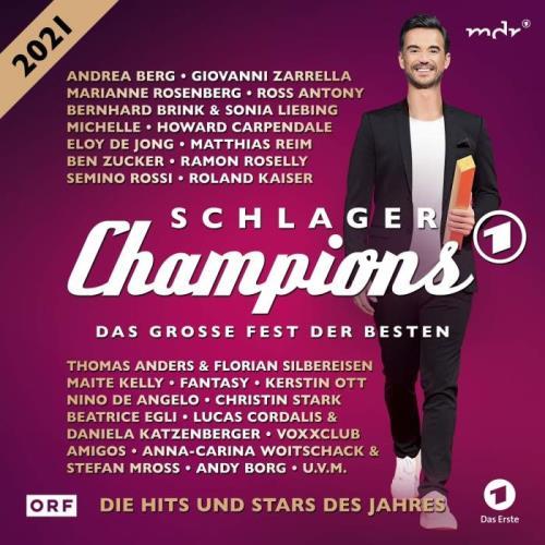 Schlagerchampions 2021 (Das Grosse Fest Der Besten) (2021)