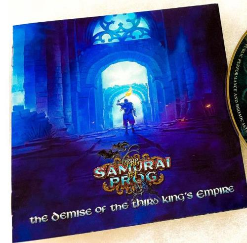 The Samurai of Prog — The Demise of the Third King's Empire (2020)