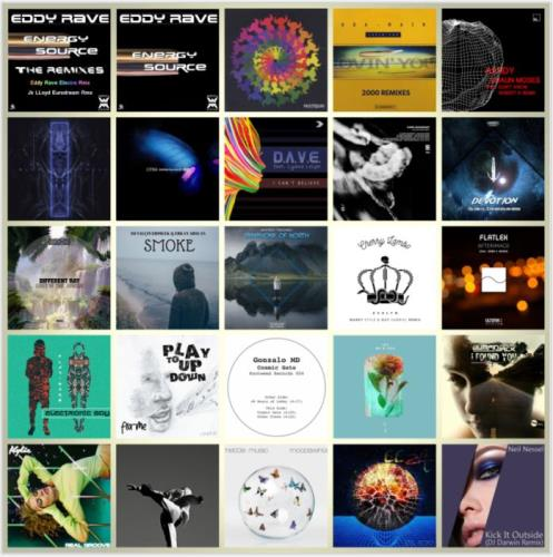 Electronic, Rap, Indie, R&B & Dance Music Collection Pack (2021-01-21)
