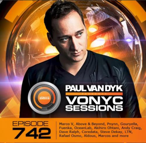 Paul van Dyk — VONYC Sessions 742 (2021-01-21)
