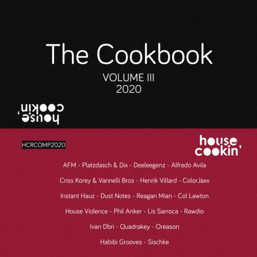 The Cookbook Vol 3 (2021)