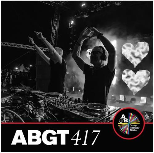 Above & Beyond, Cristoph — Group Therapy ABGT 417 (2021-01-22)