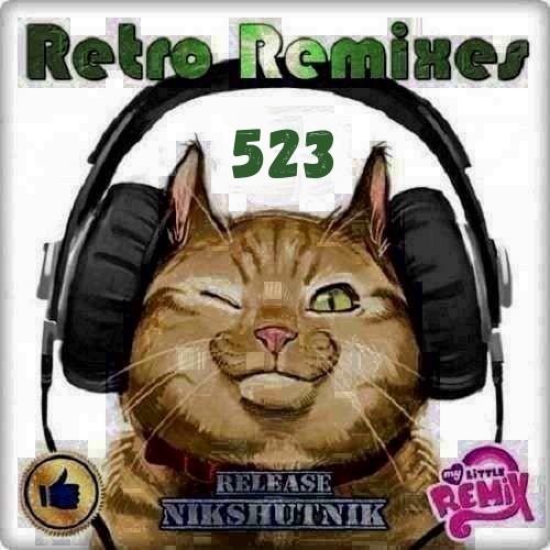 Retro Remix Quality Vol.523 (2021)