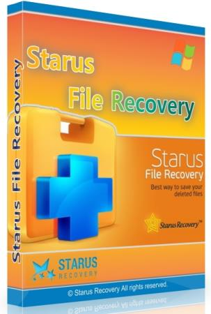 Starus File Recovery 5.6 Unlimited / Commercial / Office / Home