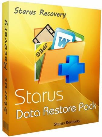 Starus Data Restore Pack 3.4 Unlimited / Commercial / Office / Home