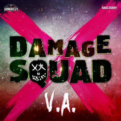 Handkcuf Records — Damage Squad (2021)