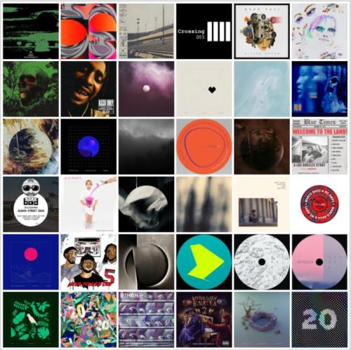 Electronic, Rap, Indie, R&B & Dance Music Collection Pack (2021-01-24)