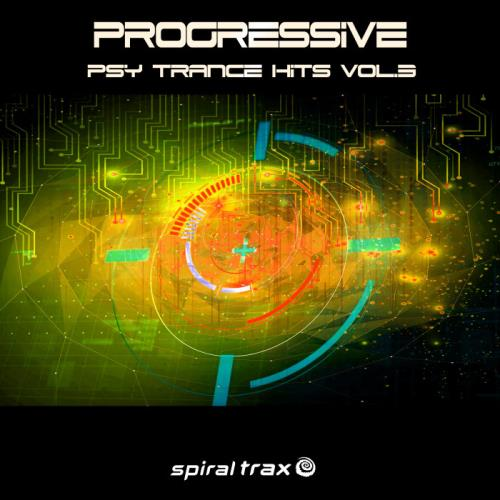 Progressive Psy Trance Hits, Vol. 3 (2021)
