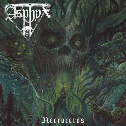 Asphyx — Necroceros (2021)