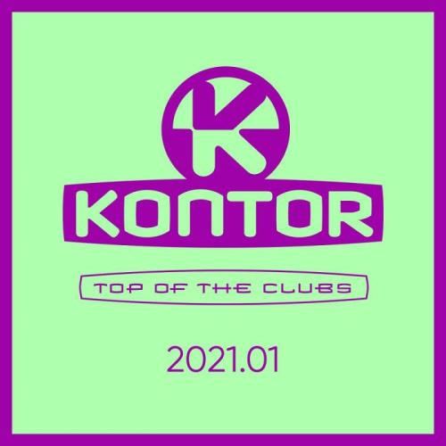 Kontor Top Of The Clubs 2021.01 (2021)