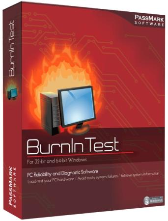 PassMark BurnInTest Pro 9.2 Build 1002 Final