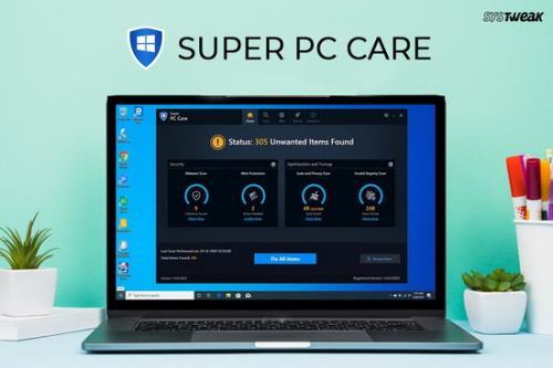 Systweak Super PC Care 2.0.0.25072