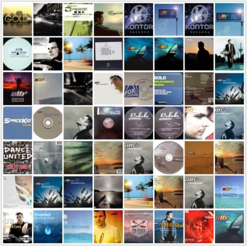 Flac Music Collection Pack 080 — Trance (1998-2021)