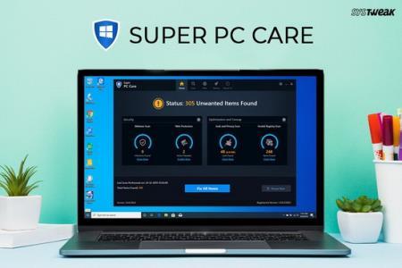 Systweak Super PC Care 2.0.0.25077