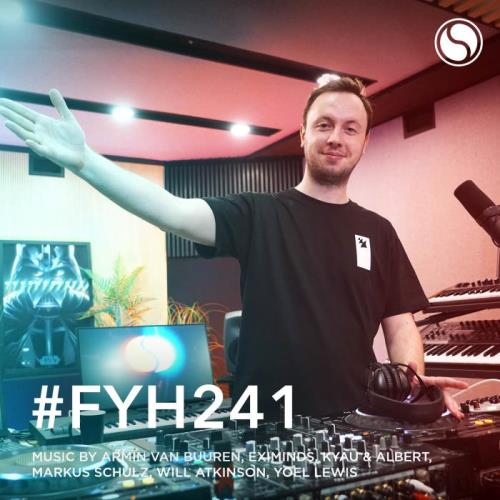 Andrew Rayel — Find Your Harmony Radioshow 241 (2021-01-27)