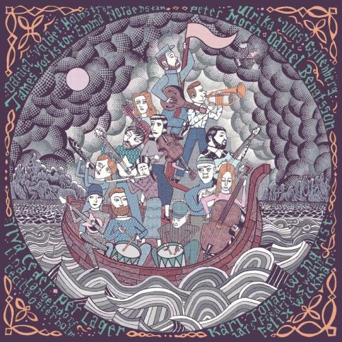 James Yorkston & The Second Hand Orchestra — The Wide, Wide River (2021)