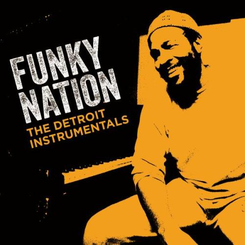 Marvin Gaye — Funky Nation: The Detroit Instrumentals (2021)