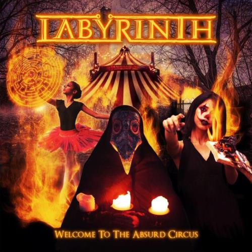 Labyrinth — Welcome to the Absurd Circus (2020)