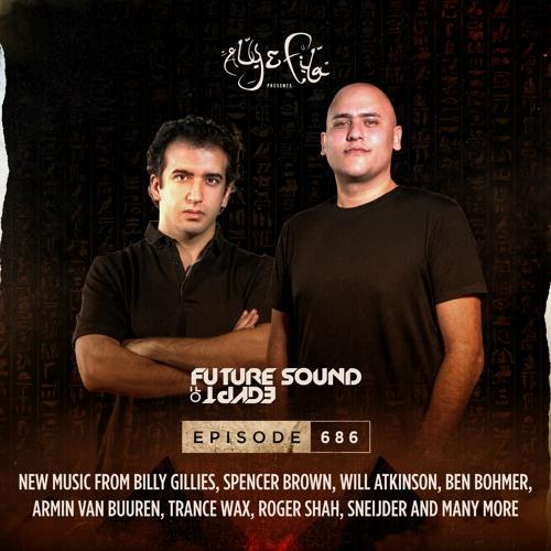 Aly & Fila — Future Sound Of Egypt 686 (2021-01-27)
