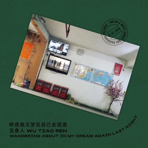 Wu Tiao Ren — Wandering About In My Dream Again Last Night (2020)