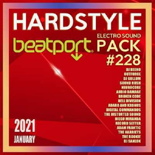 Beatport Hardstyle: Electro Sound Pack #228 (2021)