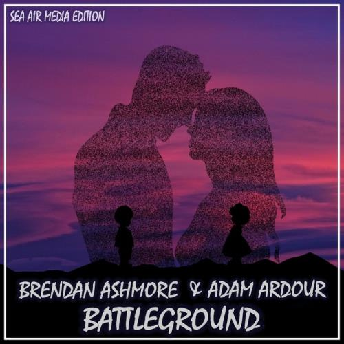 Brendan Ashmore & Adam Ardour — Battleground (Sea Air Media Edition) (2021)