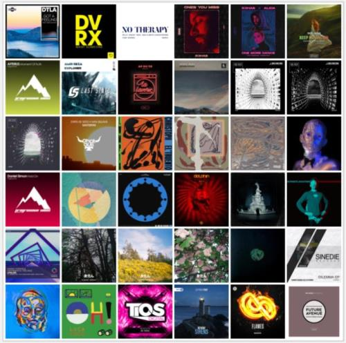 Electronic, Rap, Indie, R&B & Dance Music Collection Pack (2021-01-28)