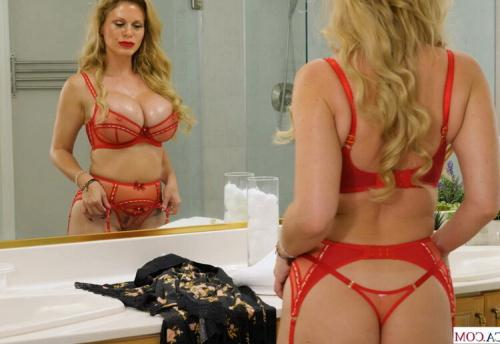 Casca Akashova - Hot Milf Casca Akashova Loves Young Cock (HD)