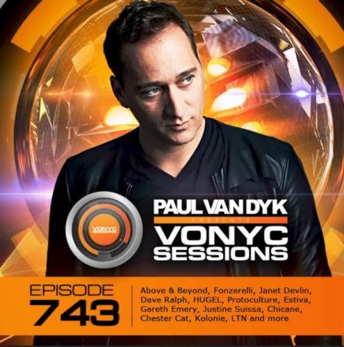 Paul van Dyk — VONYC Sessions 743 (2021-01-29)