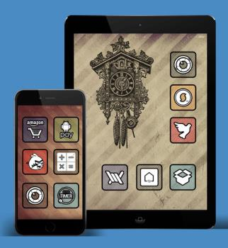 Raya Icon Pack | NEW dashboard 111.0