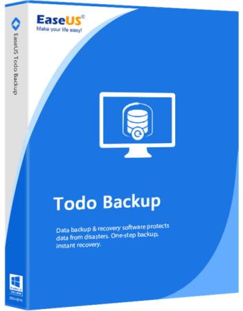 EaseUS Todo Backup 13.5.0.0 Build 20210129 Technician / Workstation / Server / Advanced Server