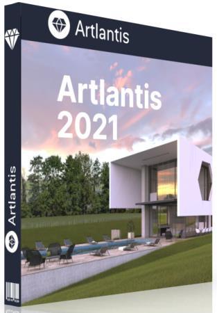 Artlantis 2021 9.5.2.26606 + Media