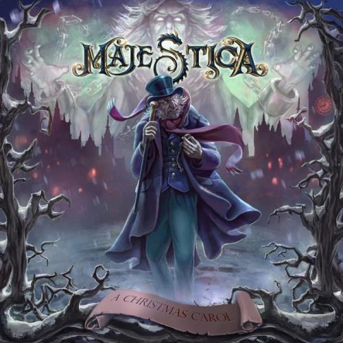 Majestica — A Christmas Carol (2021) FLAC