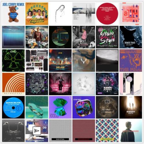 Beatport Music Releases Pack 2484 (2021)