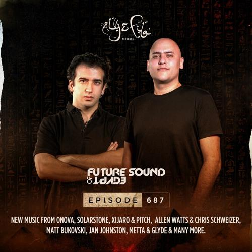 Aly & Fila — Future Sound Of Egypt 687 (2021-02-03)