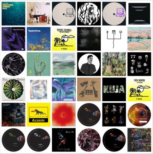 Electronic, Rap, Indie, R&B & Dance Music Collection Pack (2021-02-04)